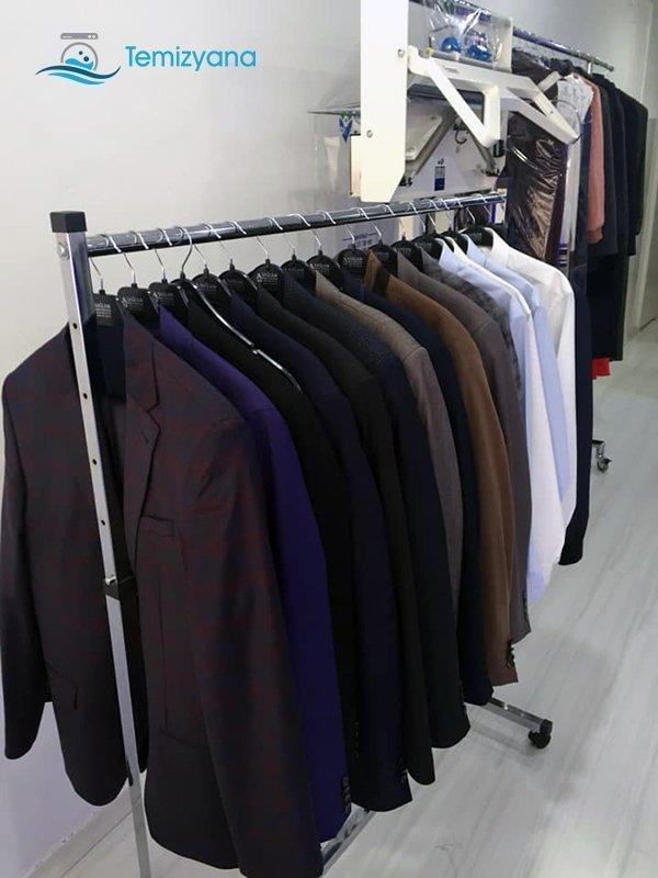 Takım Elbise Kuru Temizleme Fiyatları